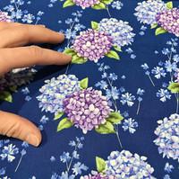 Puuvilla: Hortensia, sini - lila