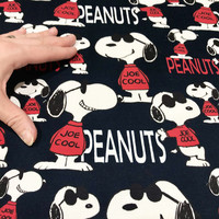 Snoopy trikoo: Snoopy as Joe Cool, tummansininen