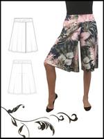Sala Design: Loimu naisten housu, 32-52