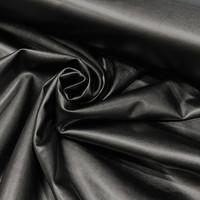 Stretch skin, joustava pehmoinen keinonahka, musta