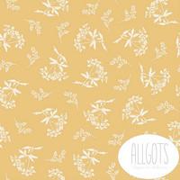 Allgots, luomutrikoo: Lee, summer yellow