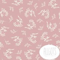 Allgots, luomutrikoo: Lee, old rose