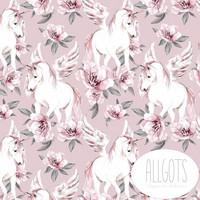 Allgots, luomutrikoo: Gohwan Pink SJ, vanha roosa