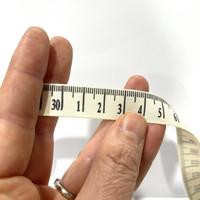 Satiininauha: Senttimetrit 15mm