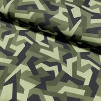 Trikoo: Abstrakti camo, vihreä