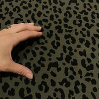 Trikoo: Leopard, armeijanvihreä