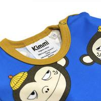 Body: Monkey, sininen