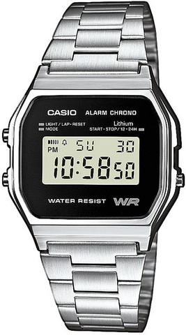 A158WEA-1EF Casio retro