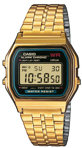 A159WGEA-1EF Casio retro