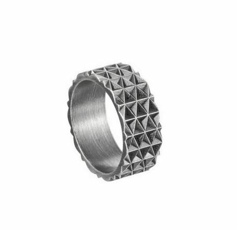 VL52201700000 Grafiitti-sormus