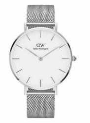 DW00100306 Gran Petite Sterling White rannekello