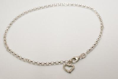 HB912 Papunilkkaketju sydämellä