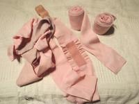 Vaaleanpunaiset yhdistelmäpintelit, HUOM! vain 3 kpl