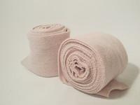 Fleecepintelit, vaaleanpunaiset, 2 kpl