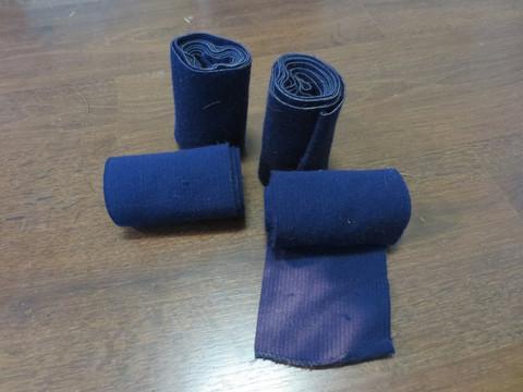 Joustopintelit, siniset 4 kpl