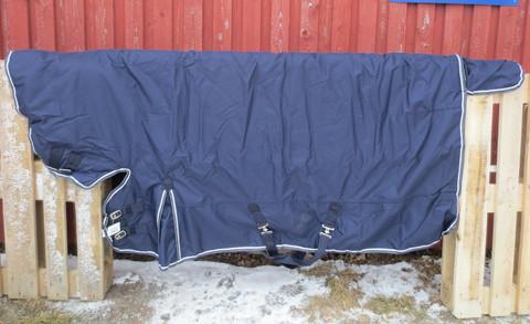 UUSI Fullneck ulkotoppaloimi 300 g täytteellä, 135 cm