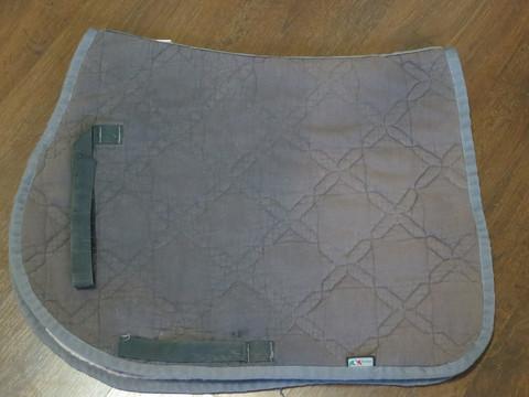 Equiline harmaa neliöhuopa, yleismalli FULL