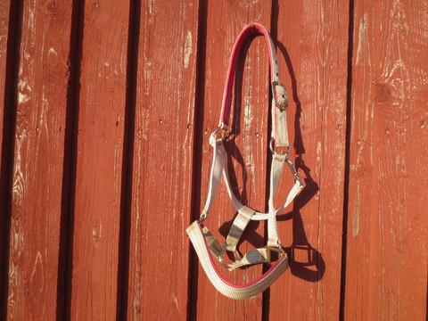 Nylonriimu, hempeä vaaleanpunainen pienehkö COB