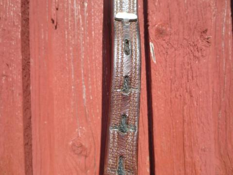 Prestigen yksinäinen ruskea webbers 73 cm