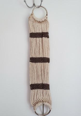 Lännensatulan narusatulavyö 65 cm