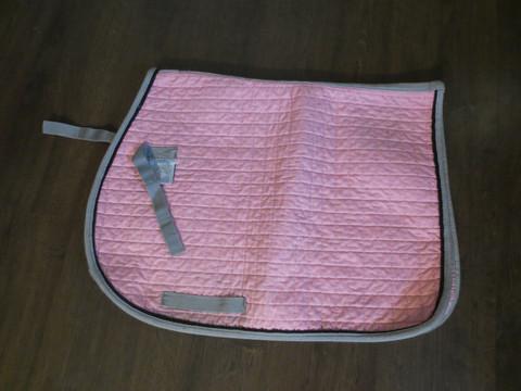 Vaaleanpunainen satulahuopa, yleismalli, FULL