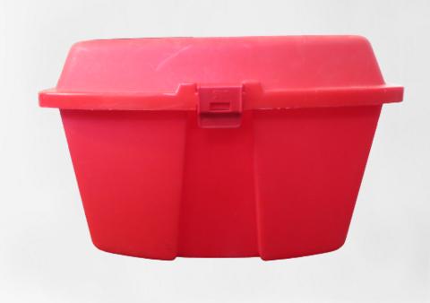 Punainen harjapakki