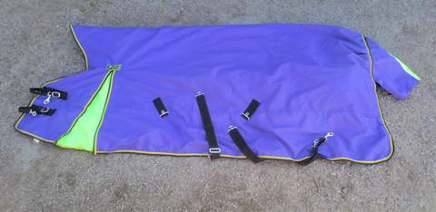 Globus highneck uudenveroinen liila ulkotoppaloimi 165 cm