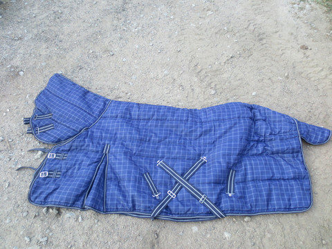 Fullneck siniruudullinen sisätoppaloimi 145 cm