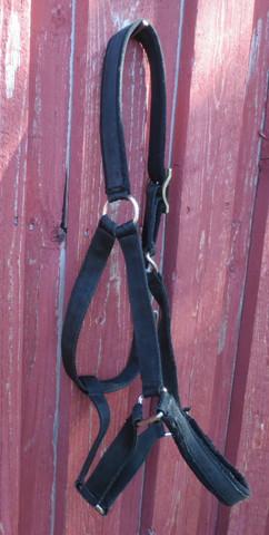 Bucas musta nylonriimu FULL