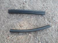 Kannuskumit mustat 15 cm