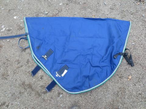 Sininen Bucas Smartex kaulakappale ulkoloimeen 155 cm