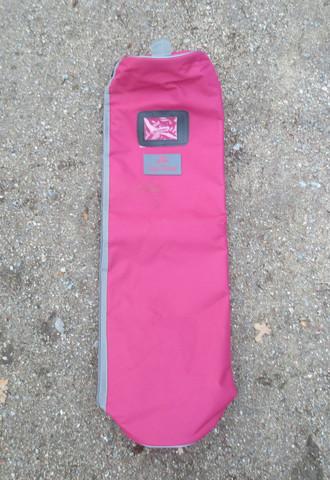 Marjapuuron punainen Equi Theme suitsipussi