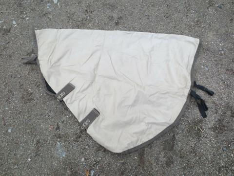 Beige Bucas Smartex kaulakappale ulkoloimeen 155 cm
