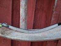 UUSI musta Horse Comfortin 'timantti'-otsapanta, 37 cm