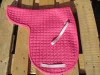 Satulanmallinen kouluhuopa, pinkki FULL