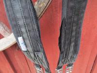 Finntackin kankainen satulavyö 140 cm
