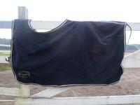 Ratsastusloimi, fleece, tummansininen M koko
