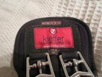 Kieffer kouluvyö, 60 cm neopreenia