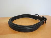 Musta peruspanta, pituus 43 cm