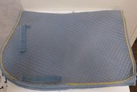 Vaalean sininen neliöhuopa, yleismalli FULL