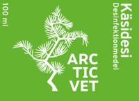 Arctic Vet käsidesi 100 ml näppärä spraypullo