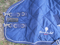 Fairfield sininen sisätoppaloimi 115 cm