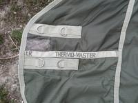 Thermo Master sammaleen vihreä ulkotoppaloimi 150 cm