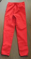 Reiman punaiset softshell tallihousut ilman paikkoja 146 cm