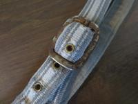 Harmaaraidallinen jämäkkä nylonriimu, COB
