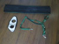 Vihreä-musta setti ravurille, FULL