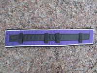 Finn Tack liila-musta silapehmuste 85 cm