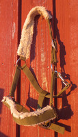 Vihreä karvariimu SHETTIS/PONY