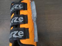 Horzen oranssit heijastinsuojat FULL