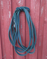 Vihreä-sininen pehmeä juoksutusliina käsilenkillä